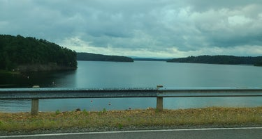 COE Degray Lake Shouse Ford Campground