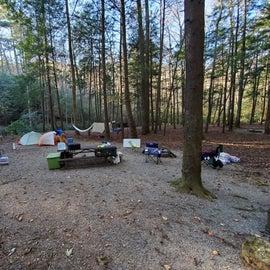 Campsite 18B