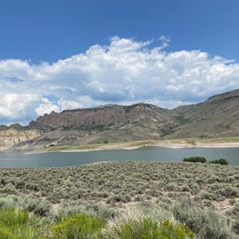 Joes Valley Reservior