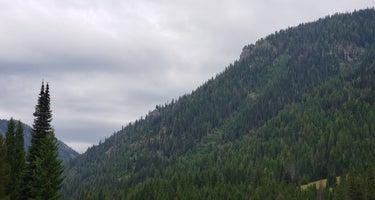 North Fork Big Wood River dispersed #5
