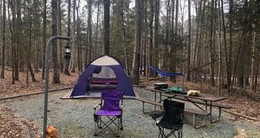 Poplar Point campground