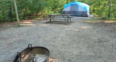 Little Bennett Regional Park Campground