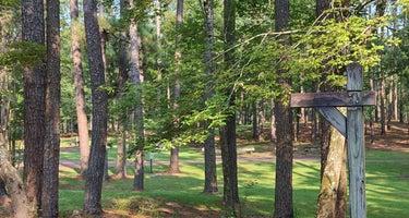 Kisatchie National Forest Gum Springs Campground