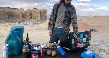 Glen Canyon NRA BLM Dispersed Camping