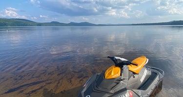 Meacham Lake Adirondack Preserve
