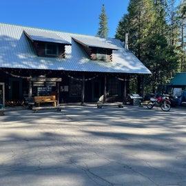 Camp store/restaurant