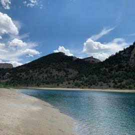 Cave Lake