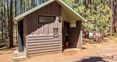 Ponderosa  Campground (AZ) Tonto National Forest
