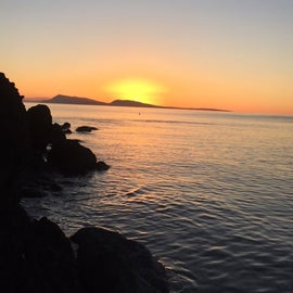 secret islander spot. Orcas has the best sunsets!!