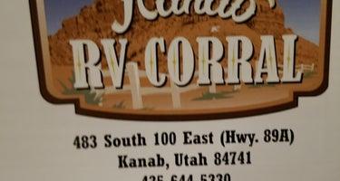 Kanab RV Corral