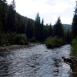 Park Creek & South Fork Rio Grande