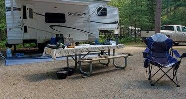 Camp Seven Lake Campground