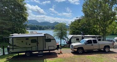 Georgia Mountain Fair Campground