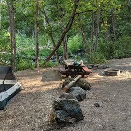 end camp spot
