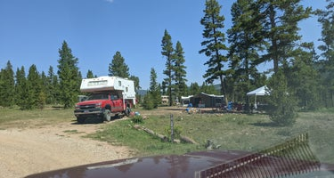 Oaks Park Campground - Ashley National Forest
