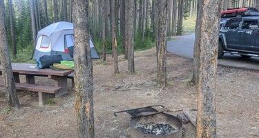 Lee Creek Campground