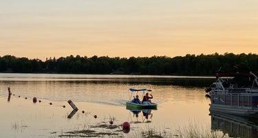 Fox Lake Campground of Bemidji