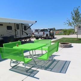 campsite lot