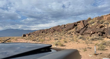 Volcanic Tableland BLM Dispersed Camping