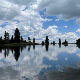 Upper Canjilon Lake