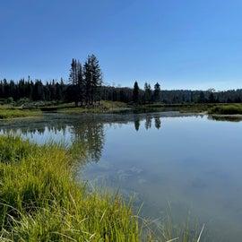 Middle Canjilon Lake