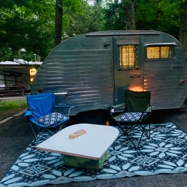 My Rolly Polly Camper at site #5