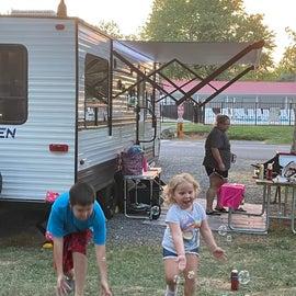 Kids love it here.