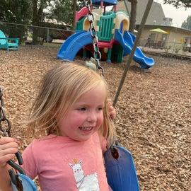 small but fun playground