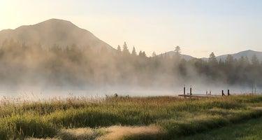 Nesowadnehunk Lake Wilderness Campground