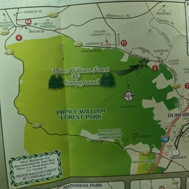 PW forest park