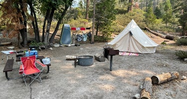Lovers Leap Campground