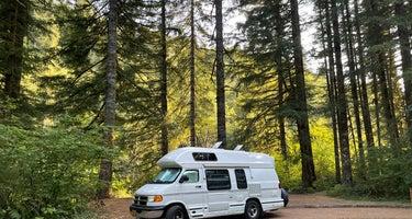 Sunset Falls Campground
