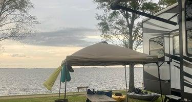 Hampton Lodge Camping Resort