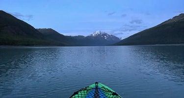 Eklutna Lake Campground - Chugach State Park