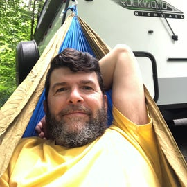 Love me a hammock!
