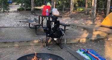 Reverend's Ridge Campground