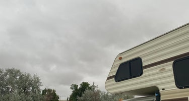 Choteau Mountain View Campground