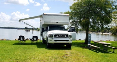 Lake End Park Campground & Marina
