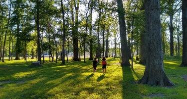Rock Creek County Marina and Campground