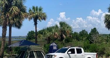 Shell Mound Campground