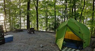 Energy Lake Campground