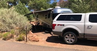 Zion Canyon Campground & RV Resort