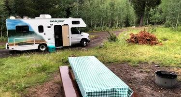 Pettit Campground