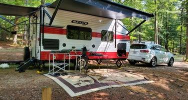 Montebello Camping & Fishing