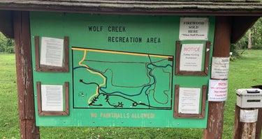 Wolf Creek Rec Area