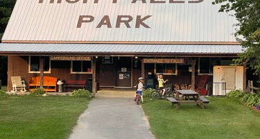High Falls Park Campground
