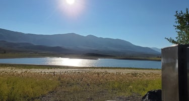 Willow Creek Reservoir Campground - Temporarily Closed