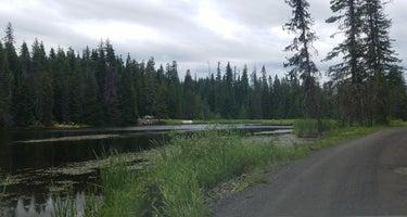 Campbells Pond Access Area