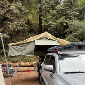 the  tent ⛺️