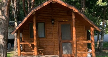 KOA Campground Petoskey